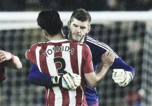 Southampton close in on clean sheet record