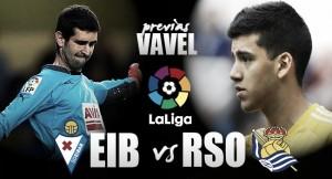 Previa Eibar - Real Sociedad: a seguir con la dinámica positiva en La Liga en Ipurúa