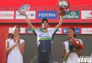 Quintana, Urán, Chaves y Arredondo en el top ten de la general de la Vuelta a España