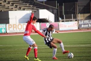 Mucho fútbol y victoria de la Balona ante el Cartagena