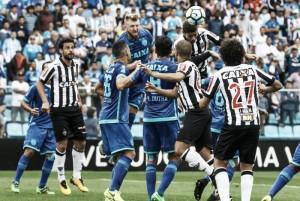 Avaí e Atlético-MG empatam pelo Brasileirão e estacionam no meio da tabela
