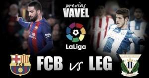 Previa FC Barcelona - CD Leganés: a recuperar la confianza