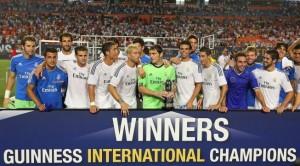 El Real Madrid reclama su trono en la International Champions Cup