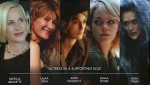 Objetivo OSCAR 2015: mejor actriz secundaria
