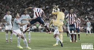 Fotos e imágenes del Atlético de Madrid - Celta de Vigo de la jornada 4 de Liga BBVA