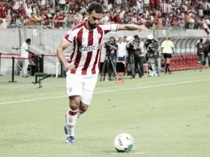 Náutico marca no fim e impõe quinta derrota seguida ao Bragantino