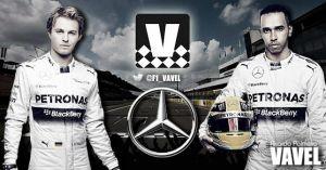 Mercedes AMG F1: la estrella de la muerte también era plateada