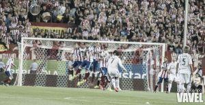 Al Real Madrid se le da bien el Vicente Calderón