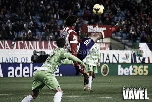 Un demoledor Atlético de Madrid ningunea al Getafe
