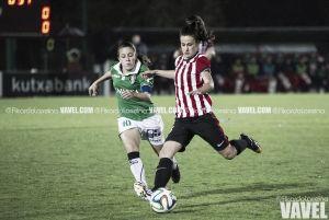 Fotos e imagenes del Athletic Femenino 3 Oviedo Moderno 0, de la 12ª jornada de Primera División Femenina