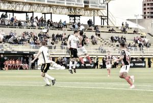 Sin rumbo: Chacarita perdió un partido clave ante Olimpo