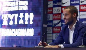 """Mario Suárez: """"Llegue con nueve años siendo del Atleti y me voy con 28 siendo del Atleti"""""""