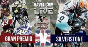 Resultado de la carrera de Moto3 del Gran Premio de Gran Bretaña 2015