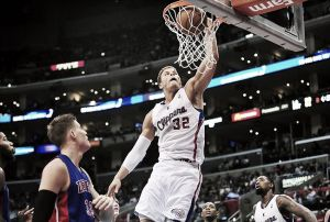Resultado Detroit Pistons - Los Angeles Clippers (103-112)
