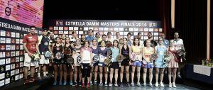 Presentación del Estrella Damm Masters Finals