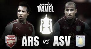 Arsenal - Aston Villa: un título y, ¿algo más?