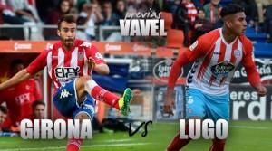 Previa Girona - Lugo: enfrentamiento directo