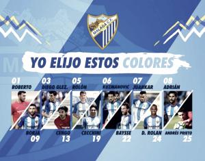 El Málaga, tercer equipo que más ha ingresado en el mercado de LaLiga