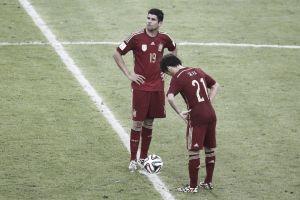 Diego Costa, Koke y Juanfran, eliminados del Mundial a las primeras de cambio