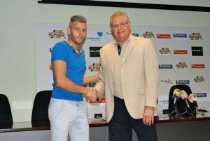 Miguelín renueva su contrato con ElPozo Murcia hasta 2018