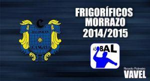 Frigoríficos Morrazo 2014/15