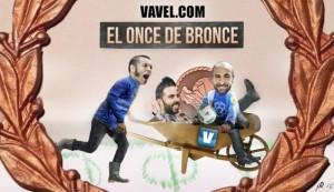 El Once de Bronce: Segunda División B, jornada XV