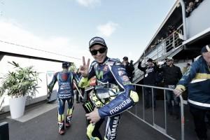 """Valentino Rossi: """"Sepang es uno de mis circuitos preferidos"""""""