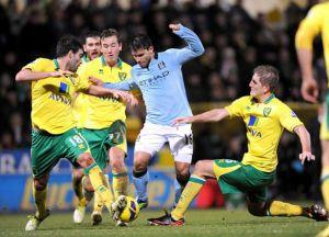 Manchester City - Norwich City: ganar para disipar dudas