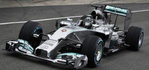 Mercedes iguala la mejor marca de dobletes consecutivos