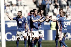 Real Oviedo 2-1 Sevilla Atlético: Puntuaciones del Real Oviedo en la jornada 40 de la Liga 1 2 3