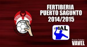 Fertiberia Puerto Sagunto 2014/15