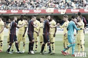 Villarreal 1-1 Eibar: puntuaciones del Villarreal, jornada 12 de la liga BBVA