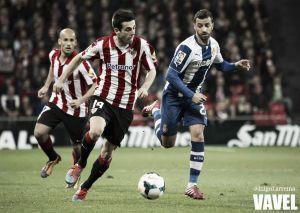 Athletic - Espanyol: puntuaciones del Espanyol, jornada 24