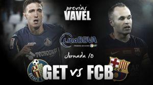 Getafe CF - FC Barcelona: por la reivindicación de visitante
