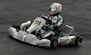 Gianluca Petecof inicia disputa do Campeonato Europeu de Kart na Itália