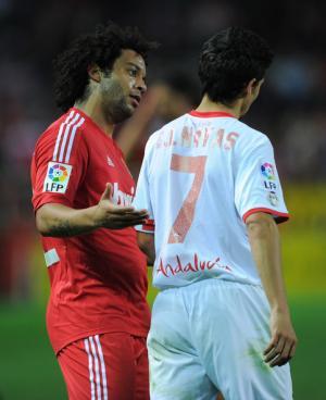 Real Madrid - Sevilla: Puntuaciones del Sevilla, jornada 36