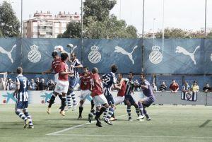 RCD Espanyol B - Gimnàstic de Tarragona: sólo les vale la victoria