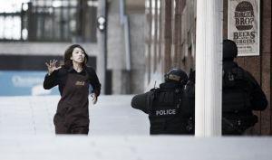 La Policía finaliza el secuestro en la cafetería en Sídney