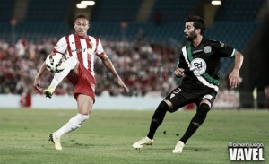 El Córdoba venció uno de once partidos en suelo almeriense