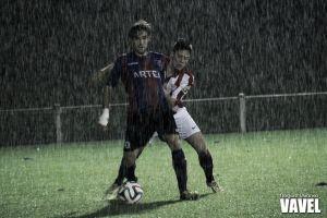 Fotos e imágenes del SD Leioa 0-1 Bilbao Athletic, de la jornada 22 del Grupo II de Segunda División B