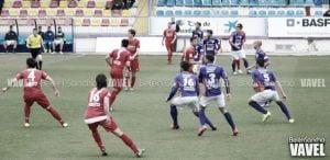 El Deportivo vuelve a tropezar y pierde tres puntos ante el Barakaldo