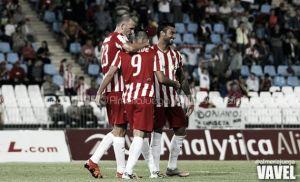 Resultado Almería - Real Valladolid en Liga Adelante 2015 (1-1)