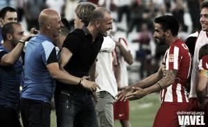 Fotos e imágenes del Amería 3-1 Oviedo, jornada 39 de la Liga Adelante