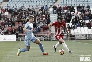 Fotos e imágenes del Almería 0-0 Girona, jornada 25 de Segunda División