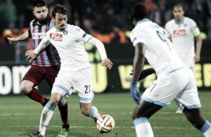 Napoli - Trabzonspor: cumplir el trámite