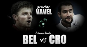 Copa Davis 2016. Bélgica - Croacia: improvisación contra consolidación