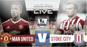Manchester United - Stoke City: Europa en juego