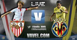 Sevilla vs Villarreal en vivo y en directo online
