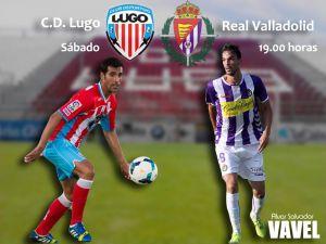 CD Lugo - Real Valladolid: en busca de la primera victoria a domicilio