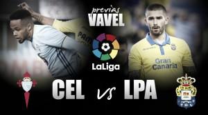 Previa Celta - UD Las Palmas: entre Europa y la nada